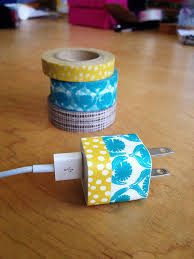 Cargador Washi Tape